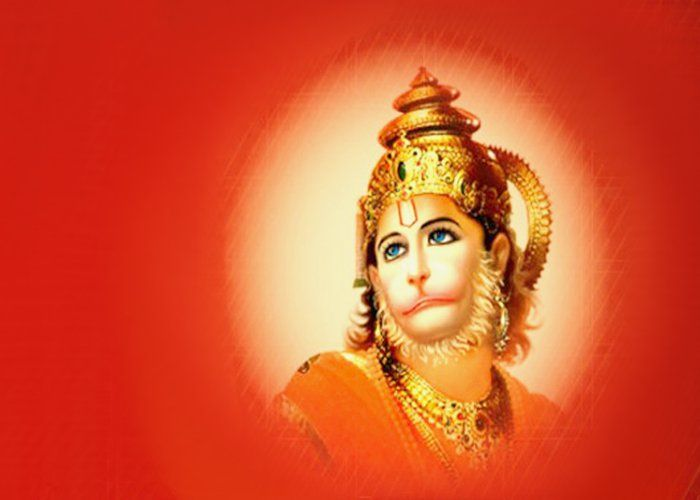 Hanuman ji Wallpaer 10 - Cute Hanuman ji