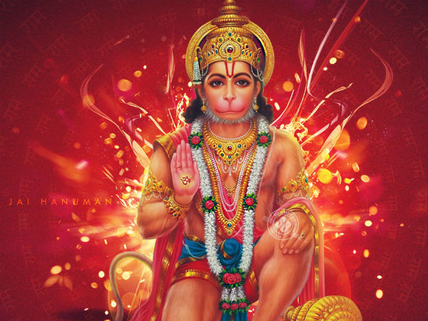 Hanuman ji Image 5